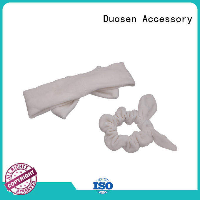 Duosen Accessory red fabric knot headband Suppliers for prom