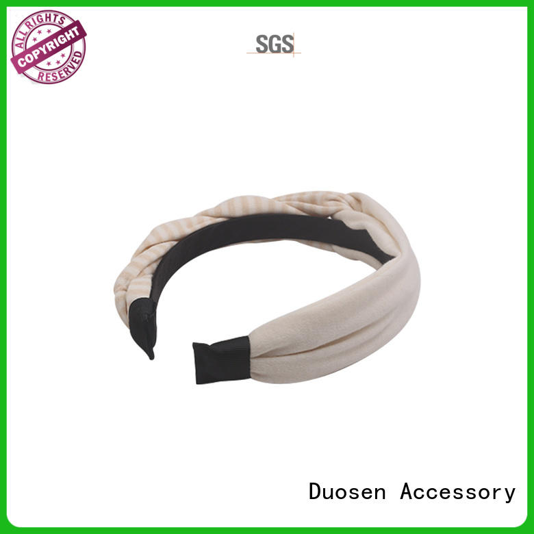Duosen Accessory New eco-friendly headband factory for running