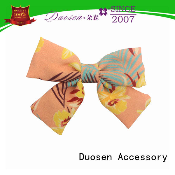 Duosen Accessory geometric beaded hair pins manufacturer for daily life