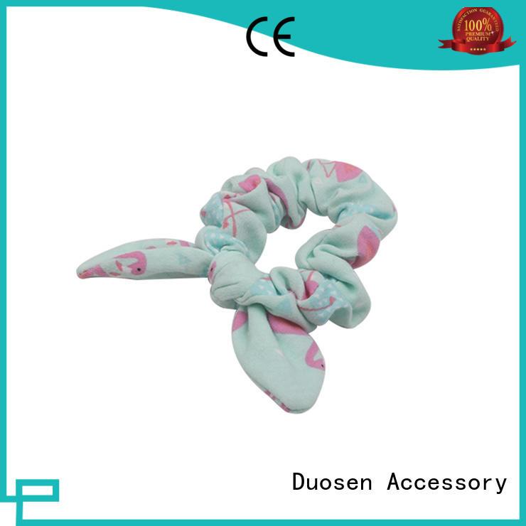 durable scrunchie hair ties woman series for girls