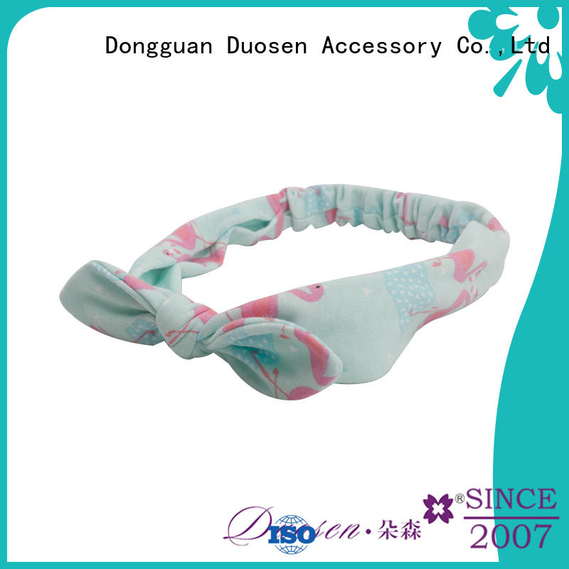 Duosen Accessory Wholesale wire fabric headband manufacturers for prom