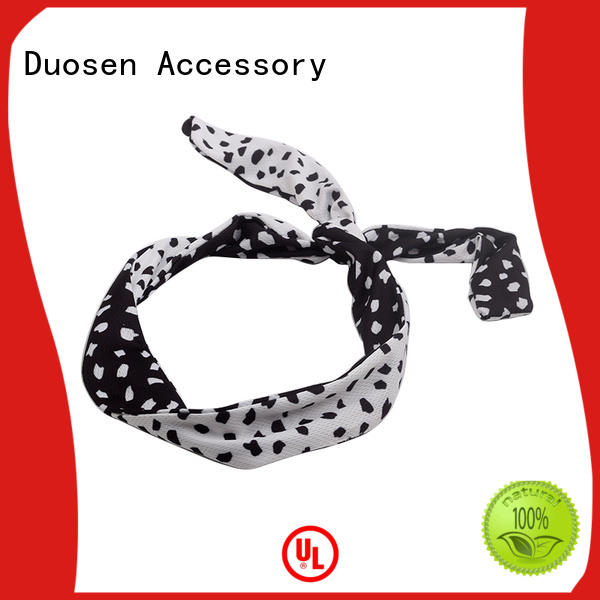 Duosen Accessory hairbands fabric headband Suppliers for party