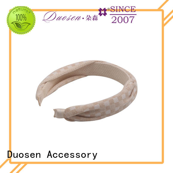 Wholesale eco-friendly headband soft factory for party