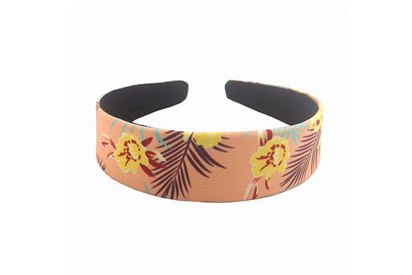 Duosen Accessory convinent fabric hair bands manufacturer for dancer-4