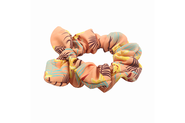 New scrunchie hair ties color manufacturers for girls-4