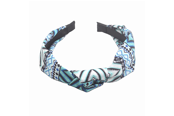Custom organic fabric hairband color manufacturers for running-4