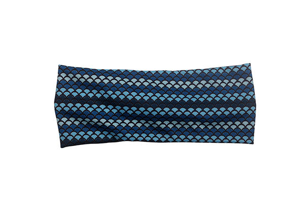 organic material cross headband ecofriendly color Duosen Accessory Brand company