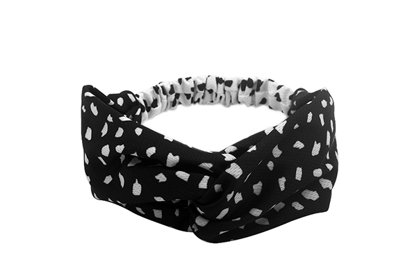 sides fabric bow headband wholesale for dancer Duosen Accessory-5