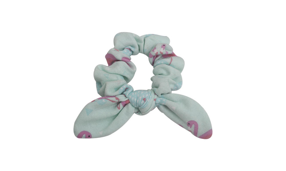 Duosen Accessory Wholesale bow hair scrunchie manufacturers for daily life