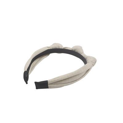 Eco- friendly special design organic fabric headband  three knots hairband