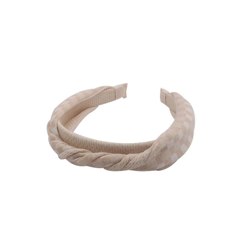 Eco- friendly organic fabric headband hot selling unique design hairbands