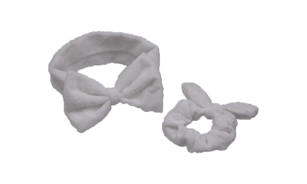 Latest fabric hair bands sides for business for prom-1