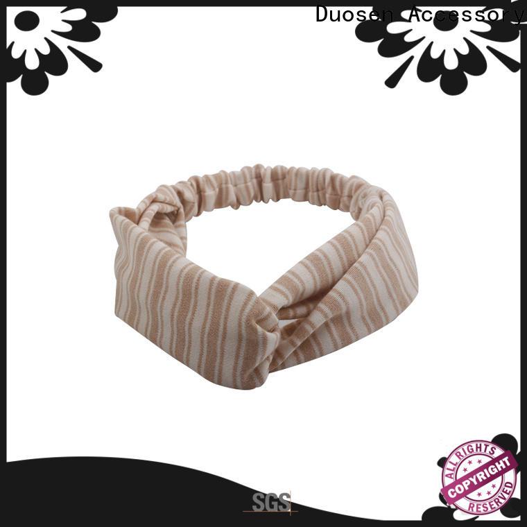 Best twisted fabric headband hawaii Supply for running