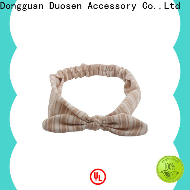 Latest fabric headband design Suppliers for daily Life