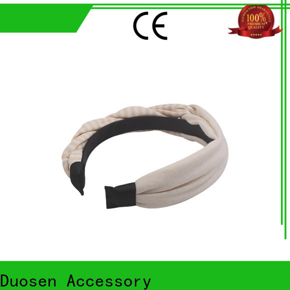 High-quality fabric alice band coffee for business for dancer