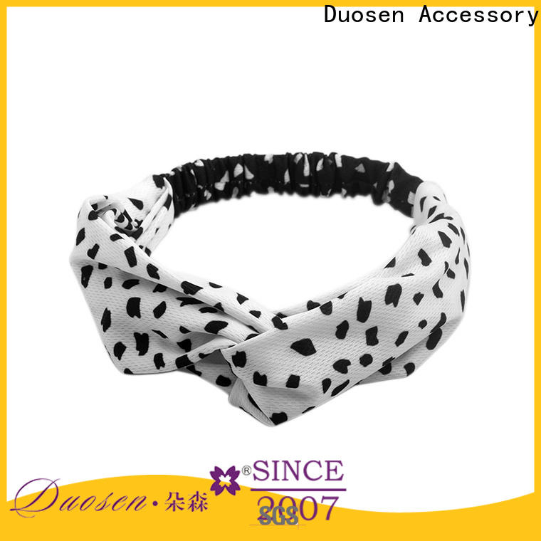 Best fabric headbands wholesale white factory for party