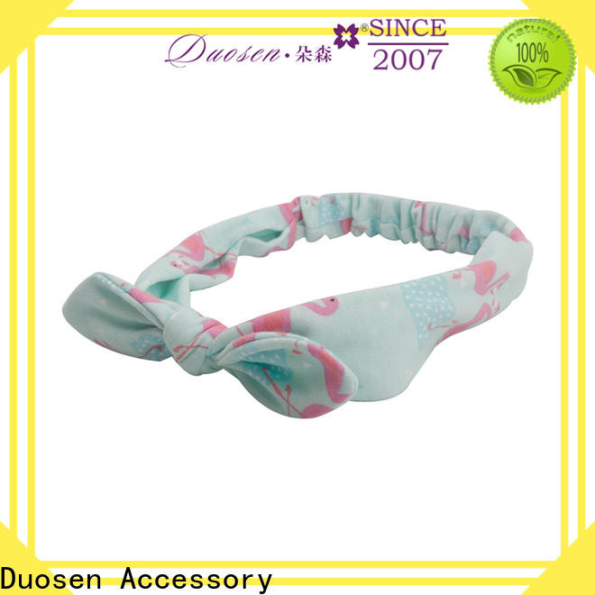 Best fabric elastic headbands geometric company for party