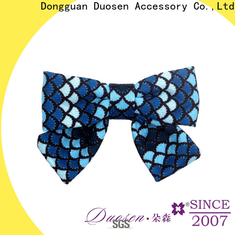 Duosen Accessory Custom plain hair clips to decorate Supply for daily life