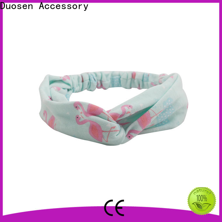 Duosen Accessory hair wire fabric headband Suppliers for prom