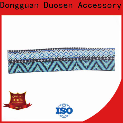 Duosen Accessory Wholesale cloth headbands factory for daily Life