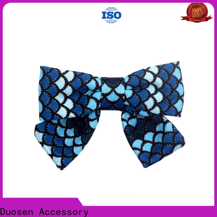 Duosen Accessory High-quality baby headbands and bows factory for party