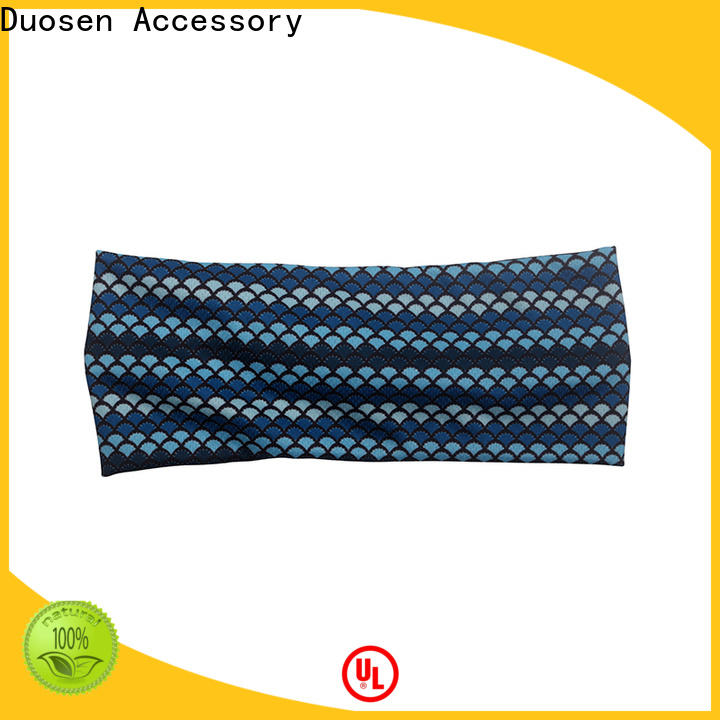 Latest cheap fabric headbands geometric factory for daily Life