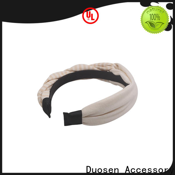 Wholesale turban headband accessories manufacturers for party