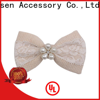High-quality how to decorate hair accessories lace Supply for party