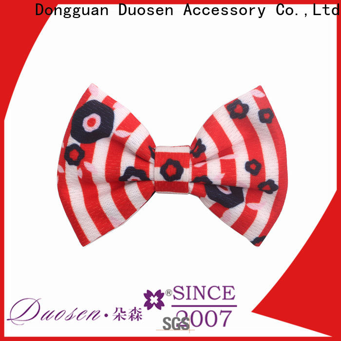 Duosen Accessory Best how to make hair clips at home factory for daily life
