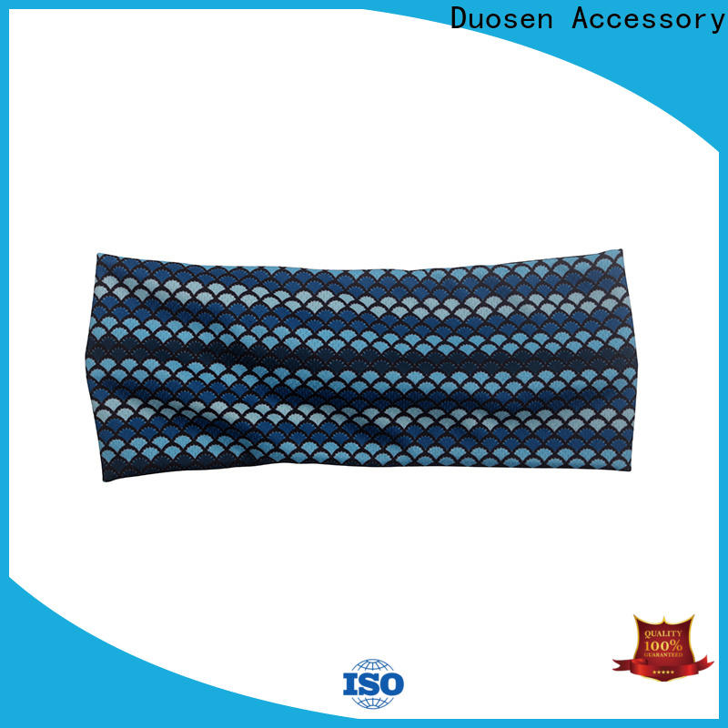 Duosen Accessory Best girls fabric headbands for business for daily Life