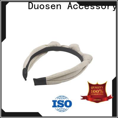 Best wire fabric headband black company for dancer