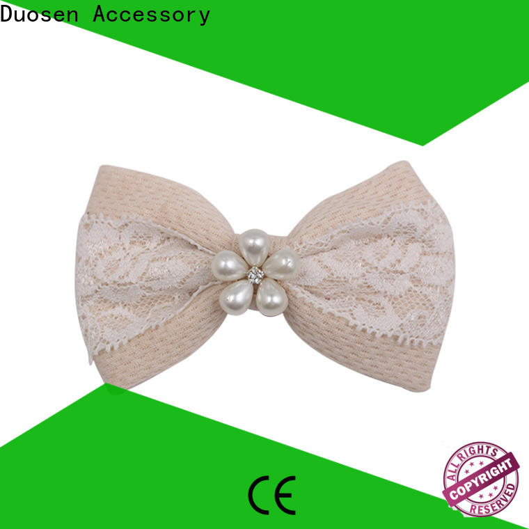 Duosen Accessory High-quality how to make hair bands at home step by step company for women