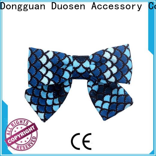 Duosen Accessory clips types of hair clips for bows manufacturers for girls