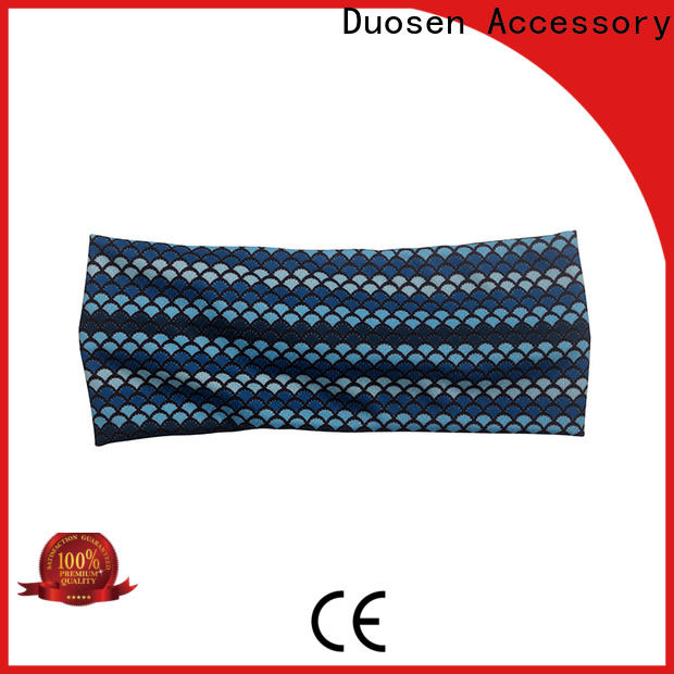 Wholesale fabric bow headband spot manufacturers for daily Life