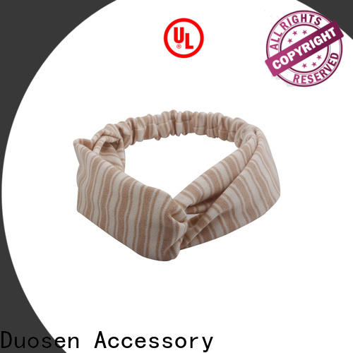 Duosen Accessory New cloth hairband Supply for party