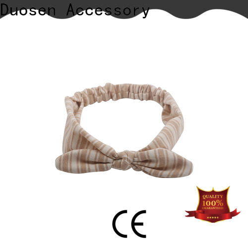 Latest eco-friendly headband flowers for business for sports