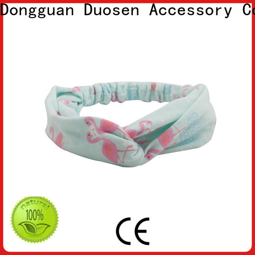 Duosen Accessory Wholesale fabric headbands wholesale Suppliers for running