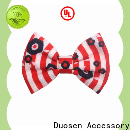 Duosen Accessory Wholesale easy to make hair accessories Suppliers for women