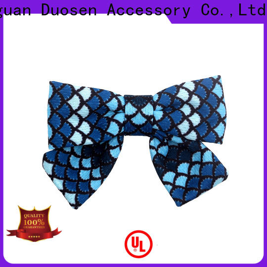 Duosen Accessory Wholesale machine to make hair bows factory for party
