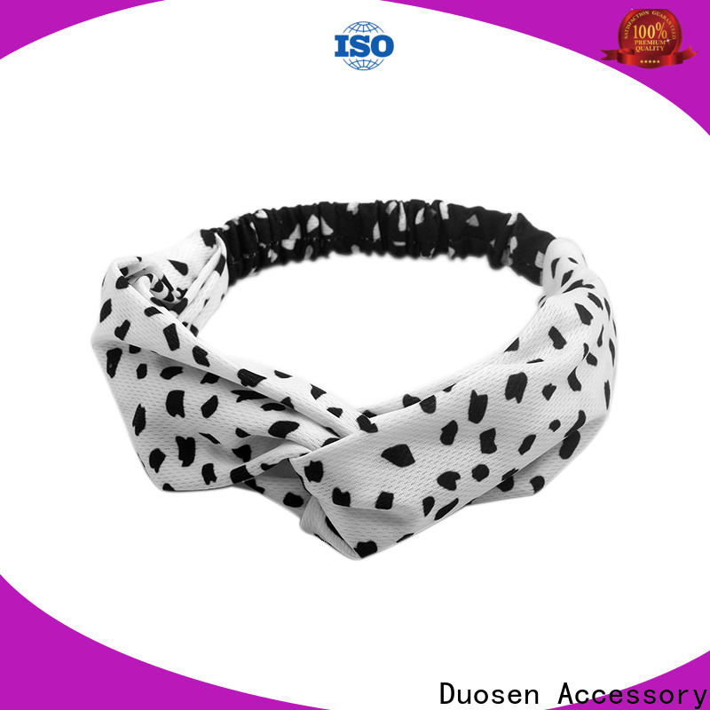 Custom fabric headband different Suppliers for daily Life