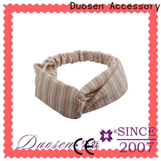 Latest turban headband print Suppliers for dancer