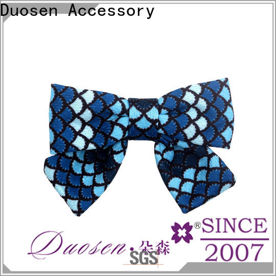 Duosen Accessory geometric best glue for hair bows Supply for daily life