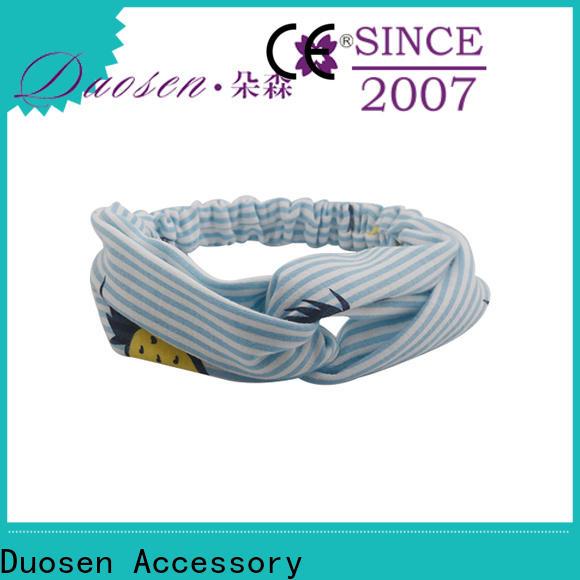 Latest cheap fabric headbands three Supply for daily Life