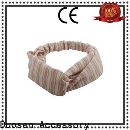 Duosen Accessory Top cloth headbands manufacturers for prom