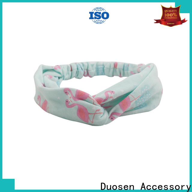 Latest twisted fabric headband hair Suppliers for daily Life