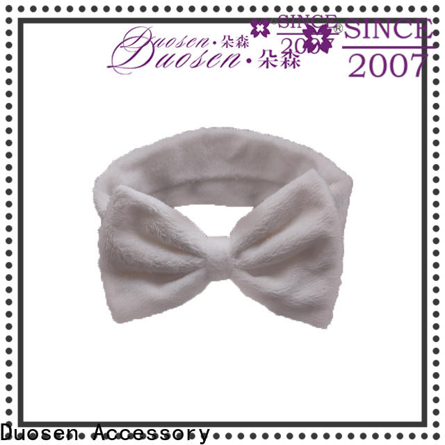 Duosen Accessory special fabric headbands wholesale Suppliers for dancer