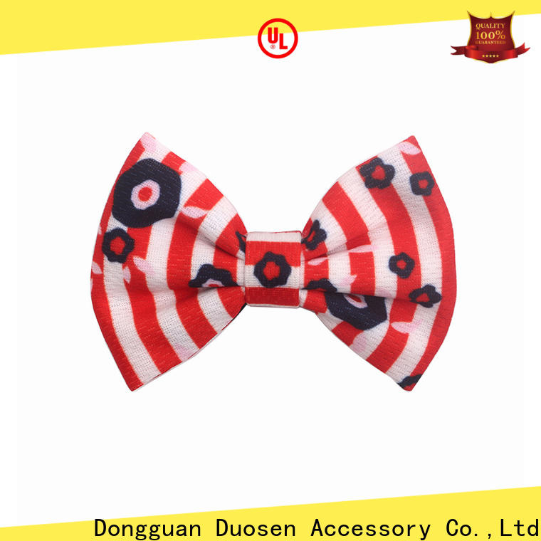 Duosen Accessory recycled hair clip making accessories factory for daily life