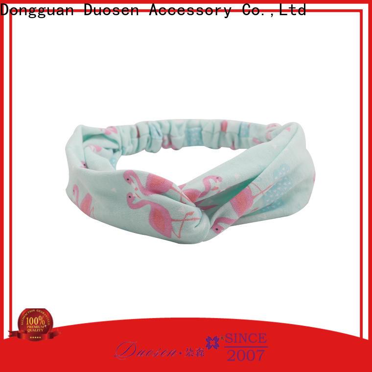 Duosen Accessory Latest cheap fabric headbands company for sports