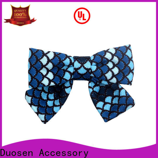 Duosen Accessory Best how to make your own hair clips Supply for girls