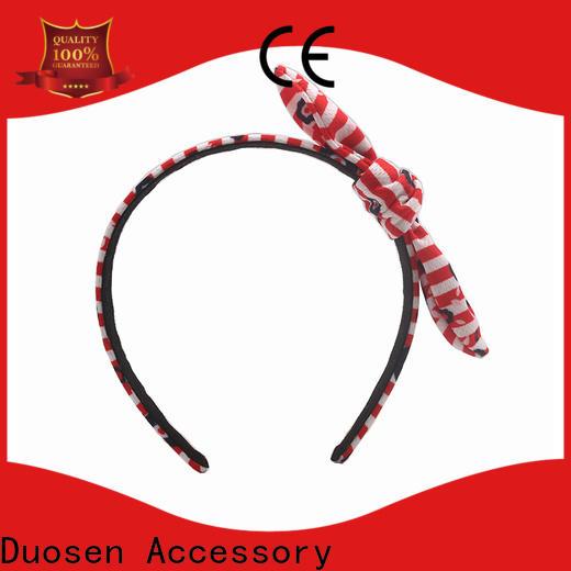 Duosen Accessory accessories cheap fabric headbands Suppliers for running